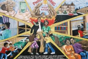 West Haven Mural